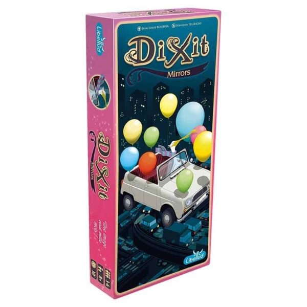 Dixit 10 : mirrors (extension)