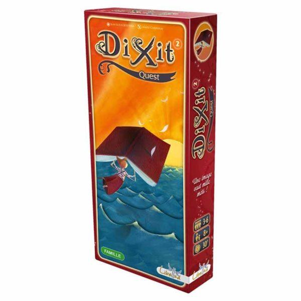 Dixit 2 : quest (extension)