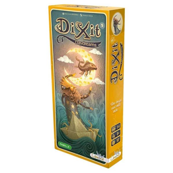 Dixit 5 : day dreams (extension)