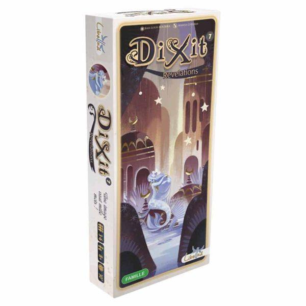 Dixit 7 : revelations (extension)