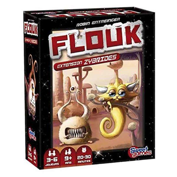 Flouk : Zybrides (extension)