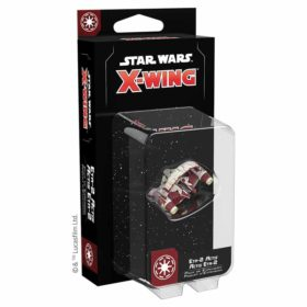 Star Wars X-wing 2.0 : Actis Eta-2 (figurine)