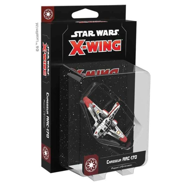 Star Wars X-wing 2.0 : Arc-170 (figurine)