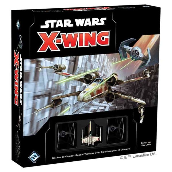 Star Wars X-wing 2.0 - boite de base