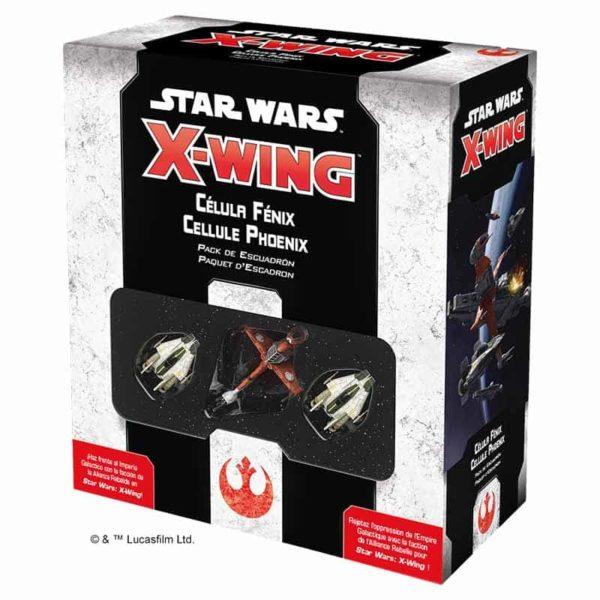 Star Wars X-wing 2.0 : Cellule Phoenix (escadron)