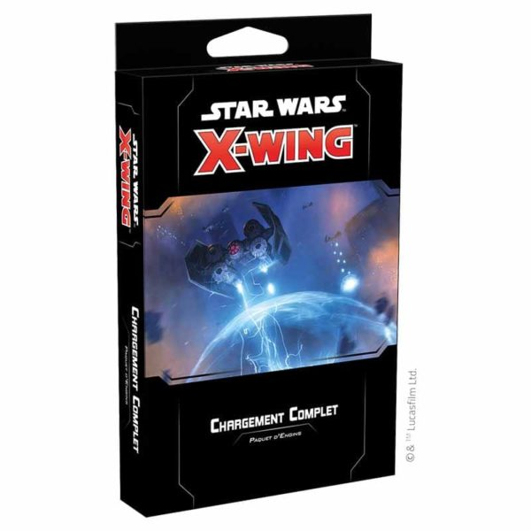 Star Wars X-wing 2.0 : chargement complet (accessoire)