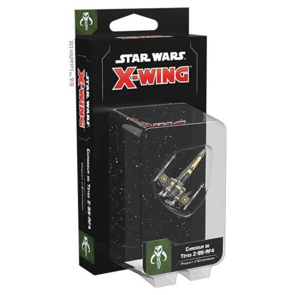 Star Wars X-wing 2.0 : Chasseur de têtes Z-95-AF4 (figurine)