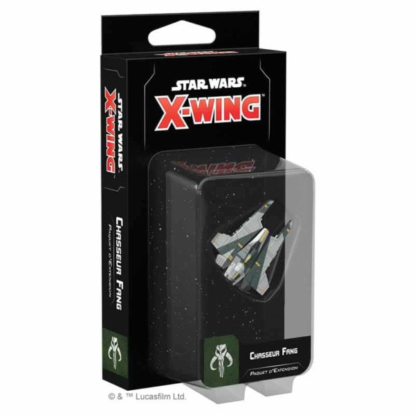 Star Wars X-wing 2.0 : Chasseur Fang (figurine)