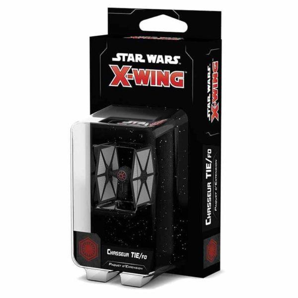 Star Wars X-wing 2.0 : Chasseur Tie/Fo (figurine)