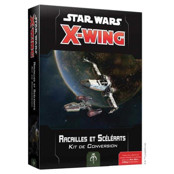 Star Wars X-wing 2.0 : kit de conversion Racailles et scélérats