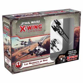 Star Wars X-wing 2.0 : Les renégats de Saw (figurine)