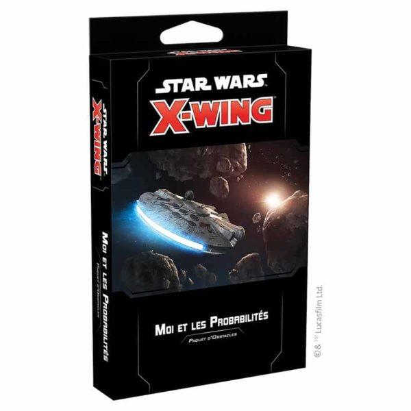 Star Wars X-wing 2.0 : moi et les probabilités (accessoire)