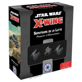 Star Wars X-wing 2.0 : Serviteurs de la lutte (escadron)