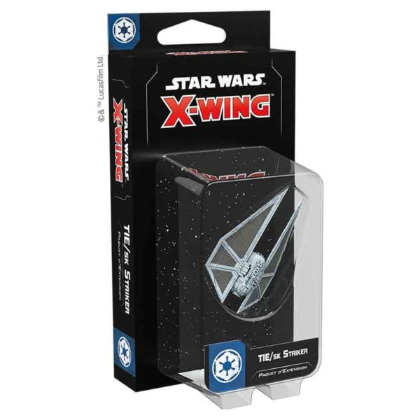 Star Wars X-wing 2.0 : Tie/Sk Striker (figurine)