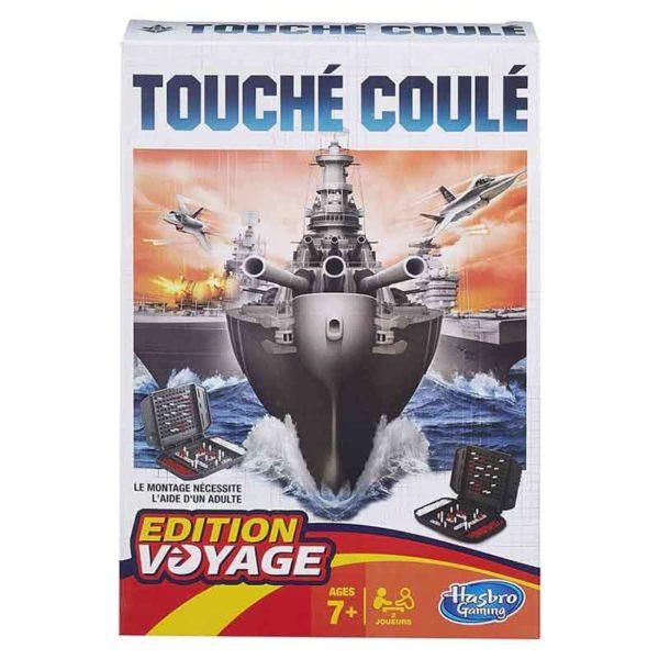 Touché-Coulé édition voyage