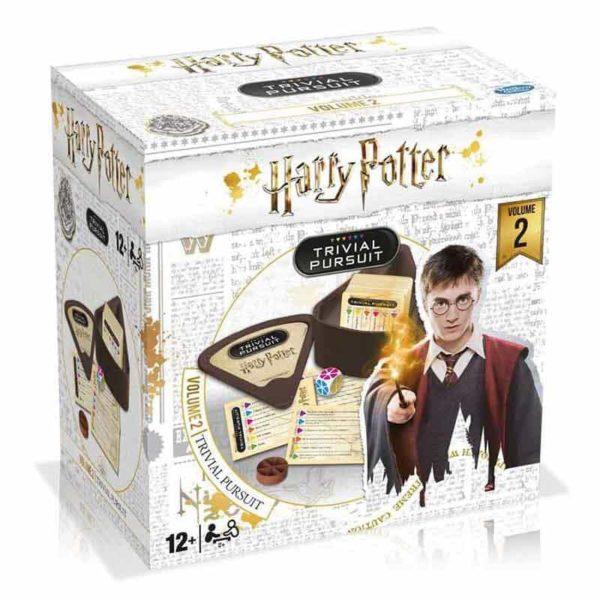 Trivial pursuit voyage : Harry Potter - vol. 2