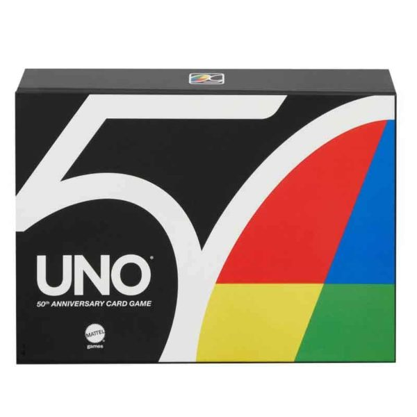 Uno 50ème anniversaire