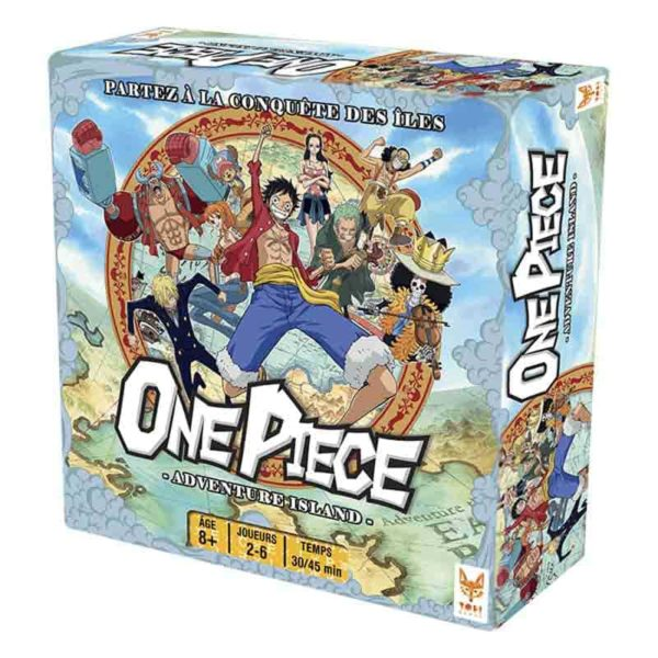 One piece : adventure island