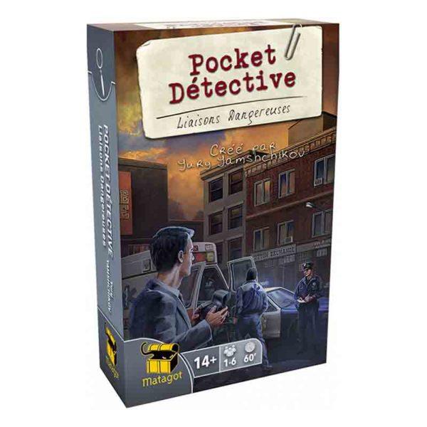 Pocket detective : liaisons dangereuses