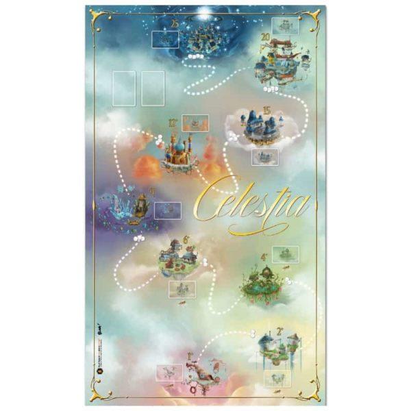 Celestia : tapis de jeu
