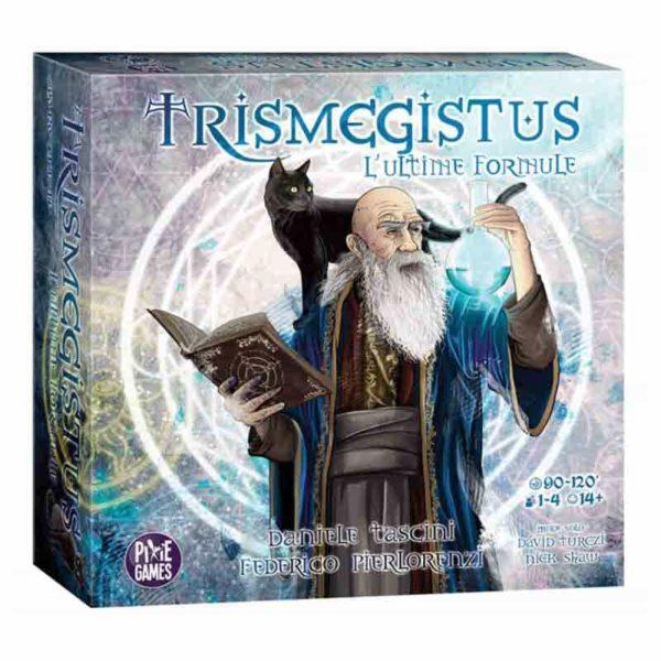 Trimegistus : l'ultime formule