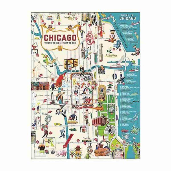 Captain sonar : Chicago maps (goodies)