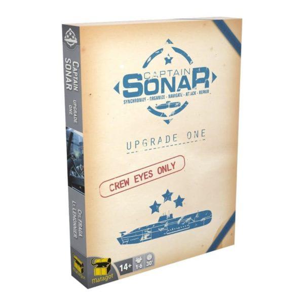 Captain sonar : upgrade 1 (extension)
