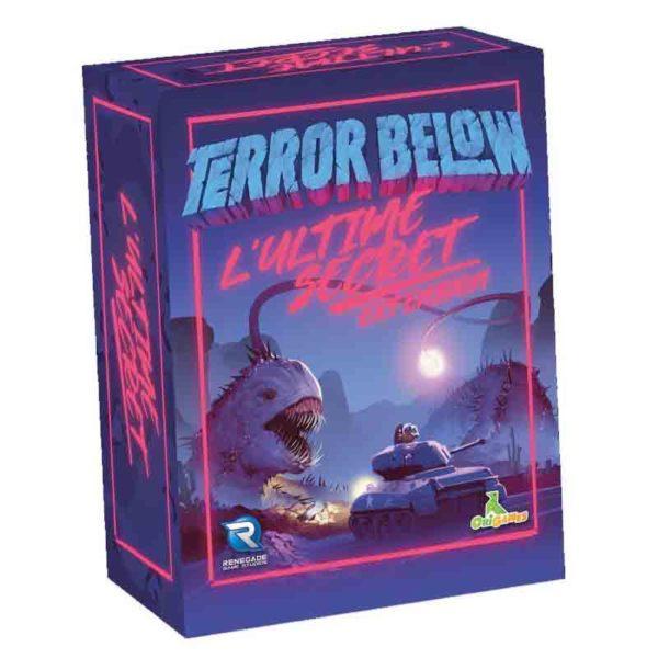 Terror below : l'ultime secret (extension)