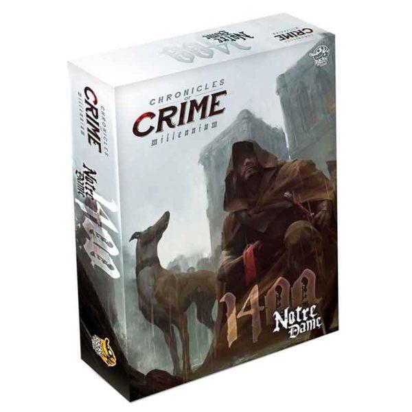 Chronicle of crime millenium : 1400