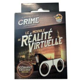Chronicle of crime : module de réalité virtuel (extension)