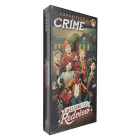 Chronicle of crime : welcome to Redview (extension)