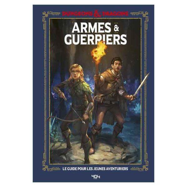 Donjons et Dragons : armes et guerriers (livre)