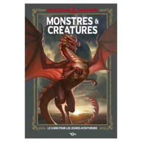 Donjons et Dragons : monstres et créatures (livre)