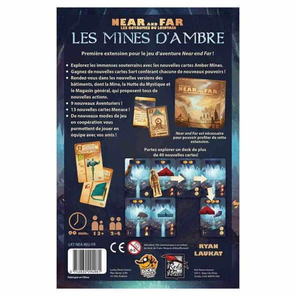 Near and far : les Mines d'Ambre (extension)